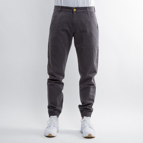 Backyard Cartel spodnie Jogger jogger fit dark grey