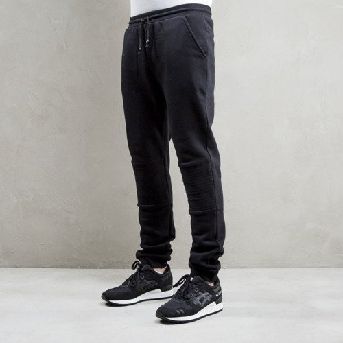 Backyard Cartel spodnie dresowe Padded Pant black