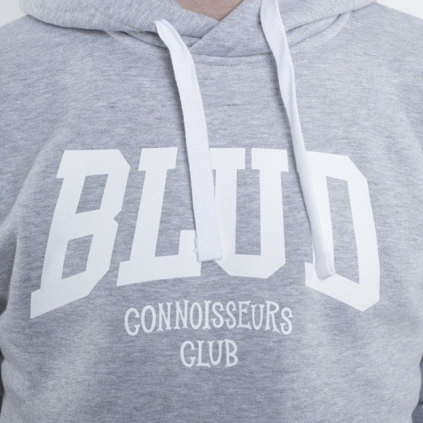 Blud bluza Academy Hoody grey heather