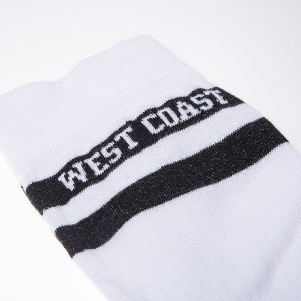 Blud skarpety socks Coast long white