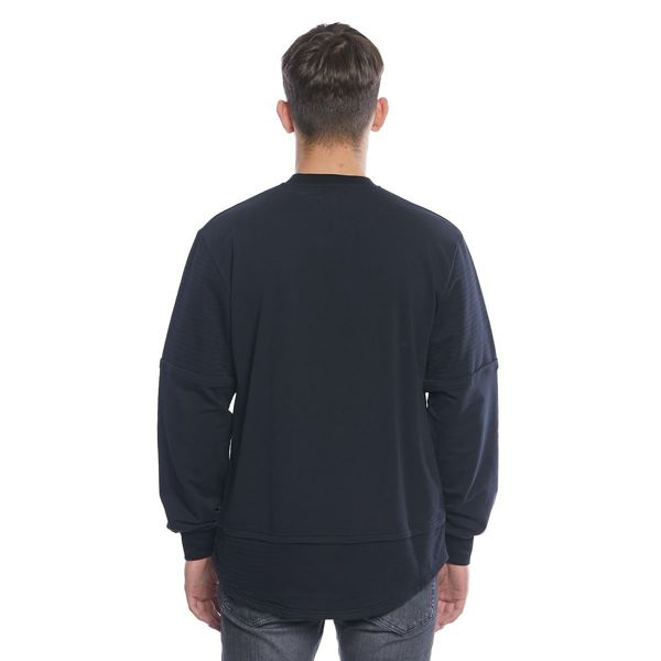 Bluza Backyard Cartel Crewneck Dusk black