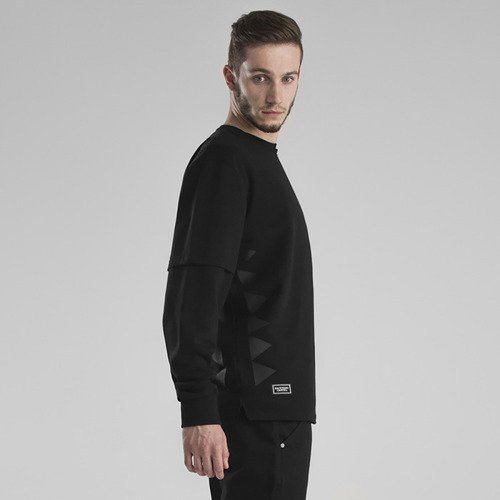Bluza Backyard Cartel Crewneck Raptor black