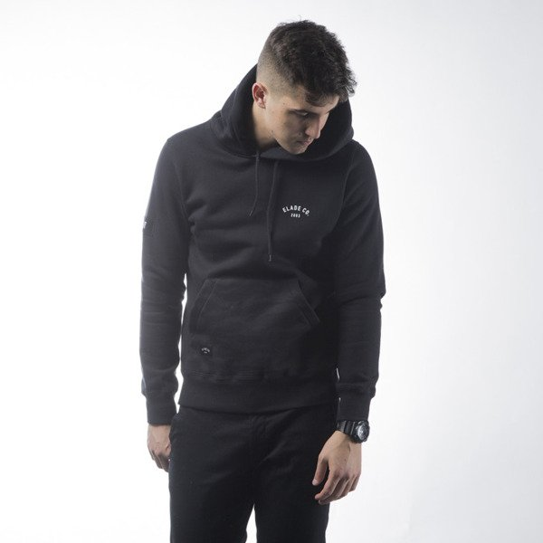 Bluza Elade Hoody Basic Co. black