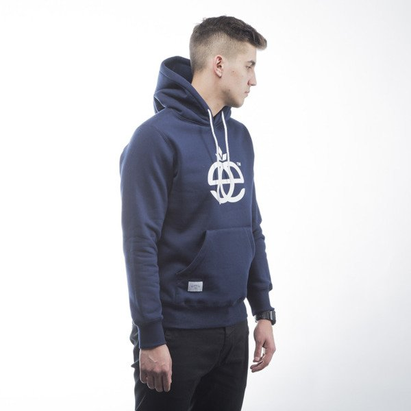 Bluza Elade Hoody Icon navy blue