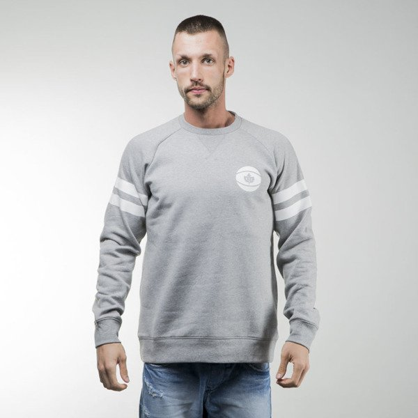 Bluza K1X All City Crewneck grey heather