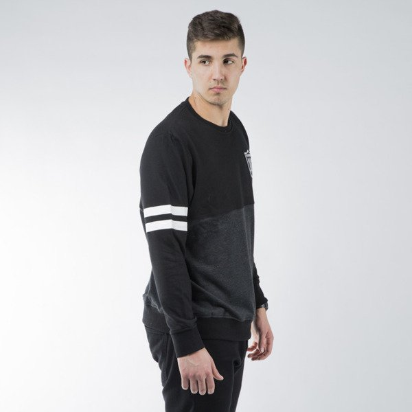 Bluza Majestic Athletic Chemin Crew Sweat Oaklam Raiders black (MOR1436DB)