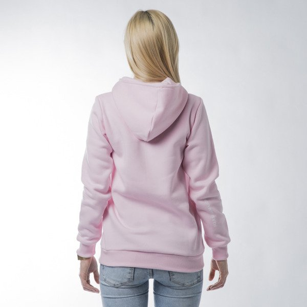 Bluza Majors I Know Hoodie pink