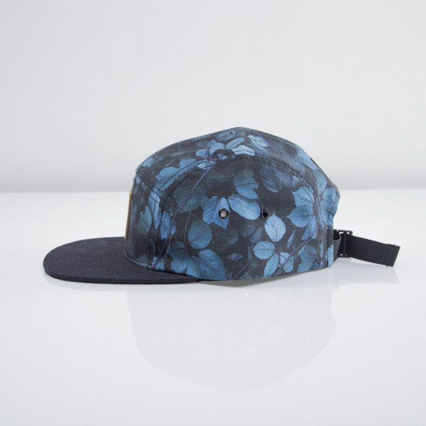 Carhartt & Starter czapka 5panel Night Starter Cap night print / monsoon