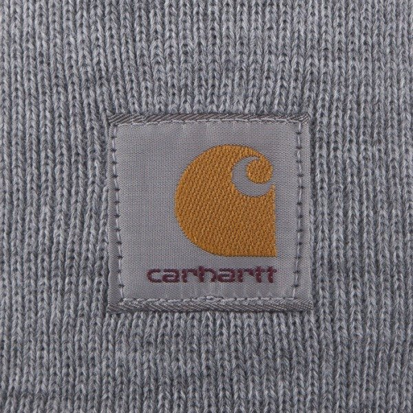 Carhartt WIP czapka zimowa Acrylic Knit grey heather