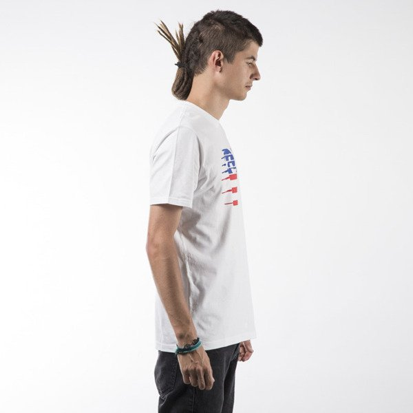 Carhartt WIP koszulka t-shirt Motion white / multicolor