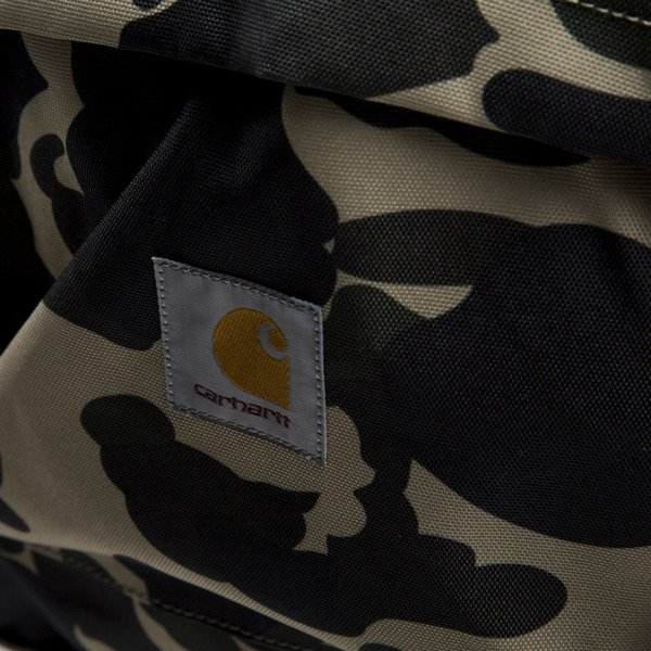 Carhartt WIP plecak Watch Backback camo duck CORDURA