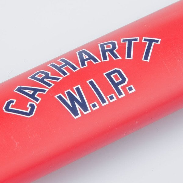 Carhartt WIP zapalniczka Lighter W.I.P. red