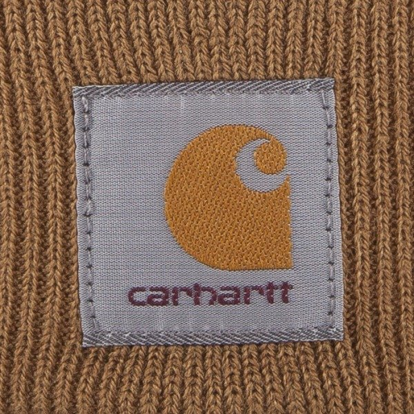 Carhartt czapka zimowa Bobble Watch hamilton brown