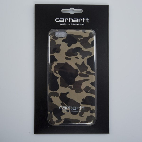 Carhartt etui Camo iPhone Hardcase black / white