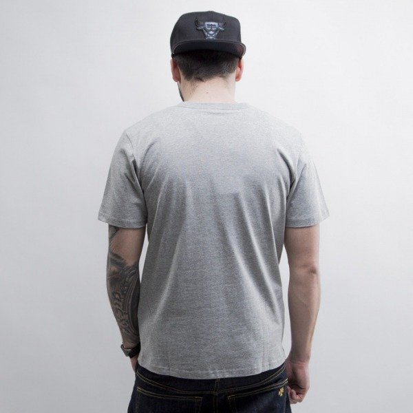 Carhartt koszulka Base grey heather
