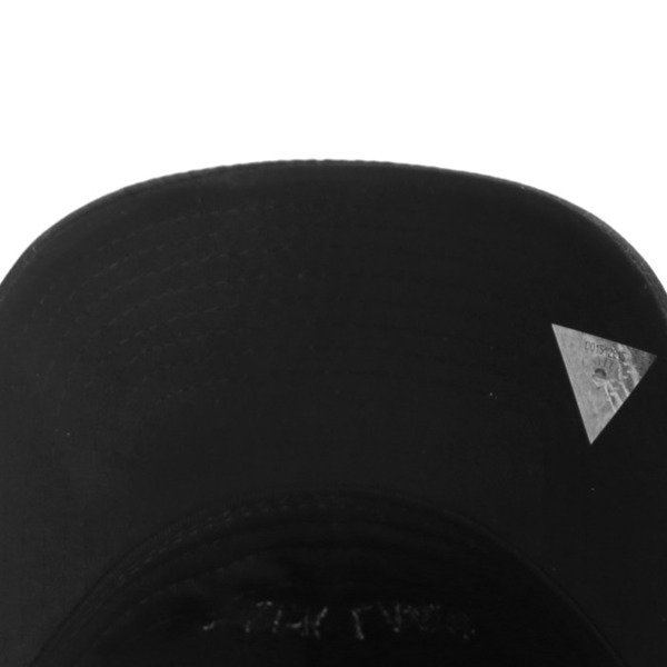 Cayler & Sons Black Label czapka Black Arch Curved Cap black / black BL-CAY-AW16-CRVD-01-01