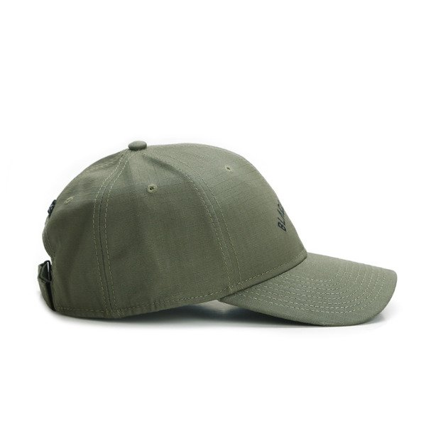 Cayler & Sons Black Label czapka Black Arch Curved Cap olive / black BL-CAY-AW16-CRVD-01-02