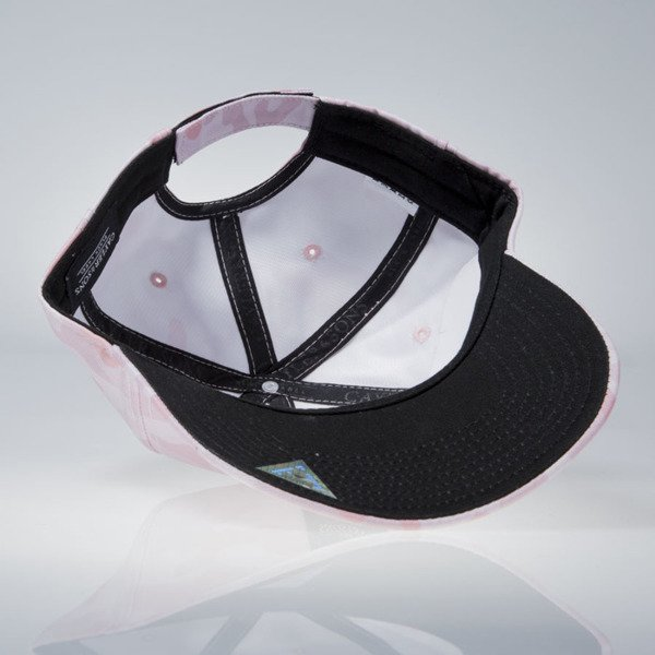 Cayler & Sons Black Label czapka Legend Curved Cap pink / black / mc BL-CAY-Q4-CRVD-02-03