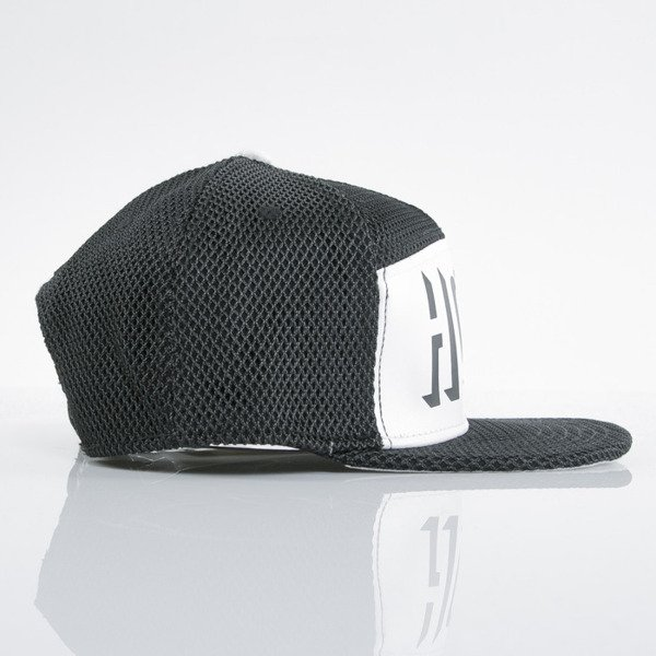 Cayler & Sons Black Label czapka snapback Hood Love black / white (BL-CAY-AW15-09-OS)