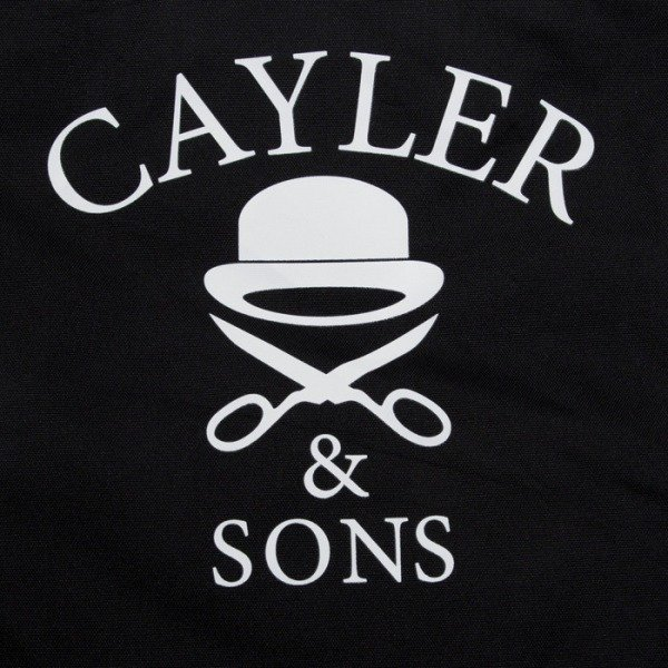Cayler & Sons Go Hard black / white (CAY-SS15-GB-06)