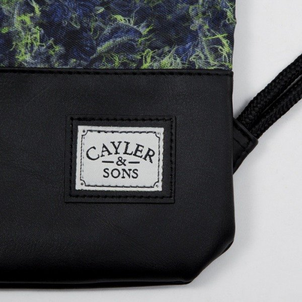 Cayler & Sons Kush black / green budz (CAY-SS15-GB-08)