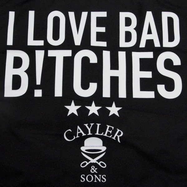 Cayler & Sons Smart black / gray (CAY-SS15-GB-12)