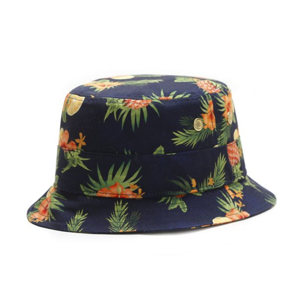 Cayler & Sons White Label kapelusz Fruity Summer Bucket Hat navy / mc WL-CAY-SU16-BH-01