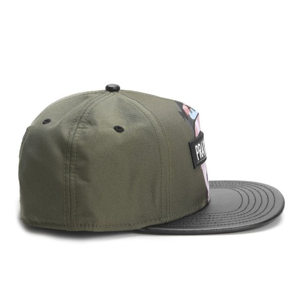 Cayler & Sons White Label snapback czapka Pacasso Cap forrest green / mc (WL-CAY-SS16-40)