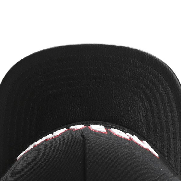 Cayler & Sons White Label snapback czapka Problems Cap black / orange WL-CAY-SU16-10