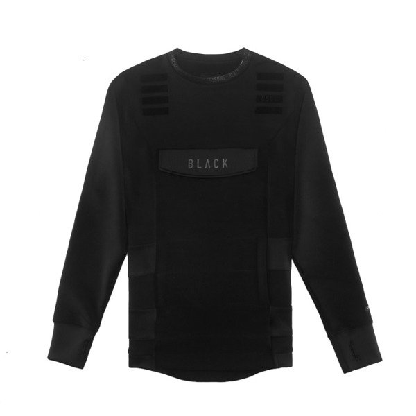 Cayler & Sons bluza BL Nothing To Prove Tech Crewneck black (BL-CAY-AW16-AP-16)