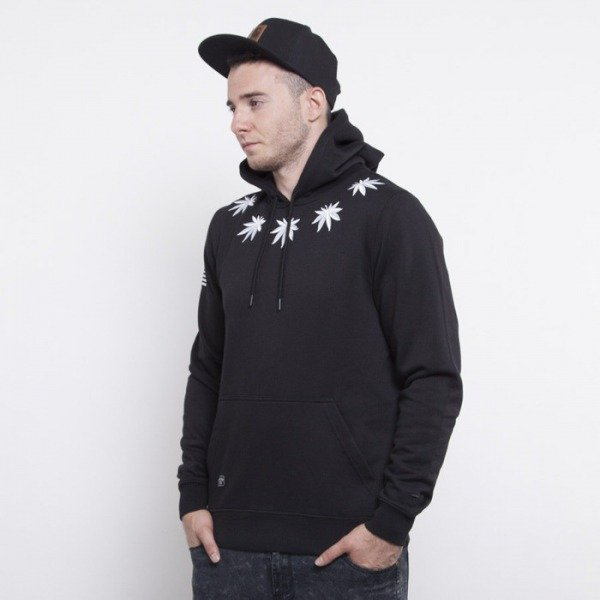 Cayler & Sons bluza Killa hoody black / white
