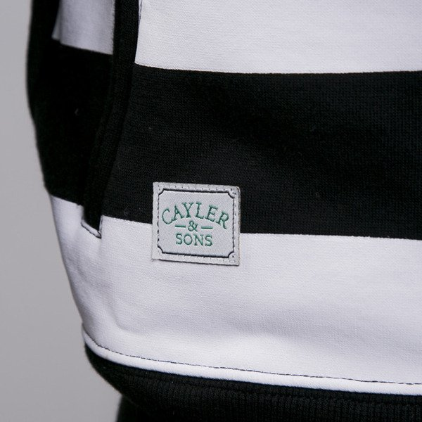 Cayler & Sons bluza United We Stand Hoody black / white (GL-CAY-AW15-AP-08-01)