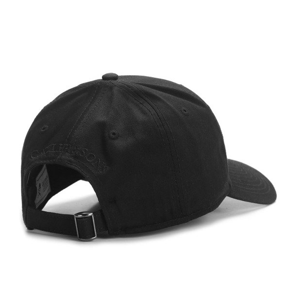Cayler & Sons czapka Birdie Curved Cap black / white BL-CAY-Q4-CRVD-01-01