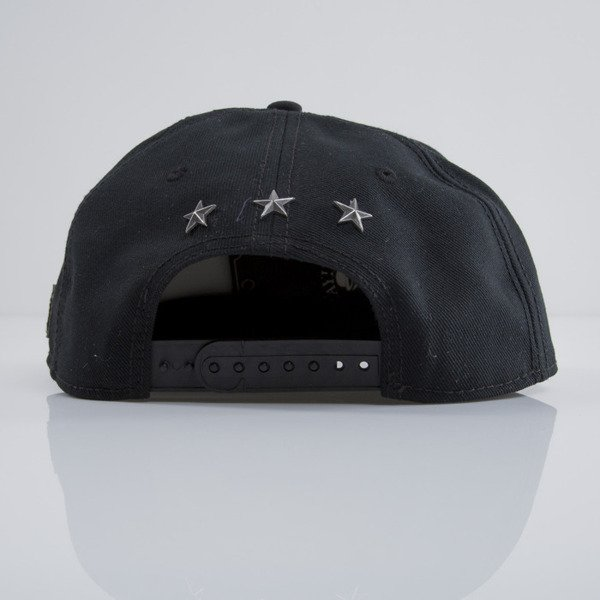 Cayler & Sons czapka snapback 99 FCKN Problems black / white (CAY-SU15-08-02)