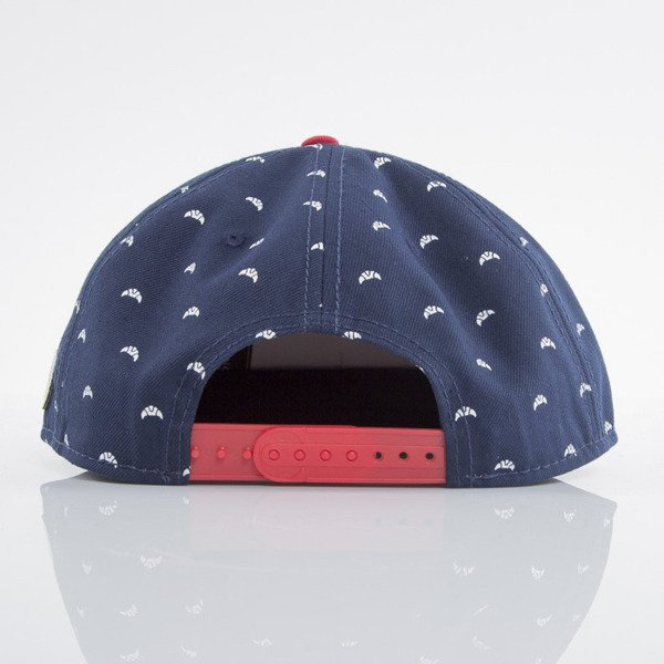 Cayler & Sons czapka snapback Bonjour navy / red / white (WL-CAY-AW15-02-OS)