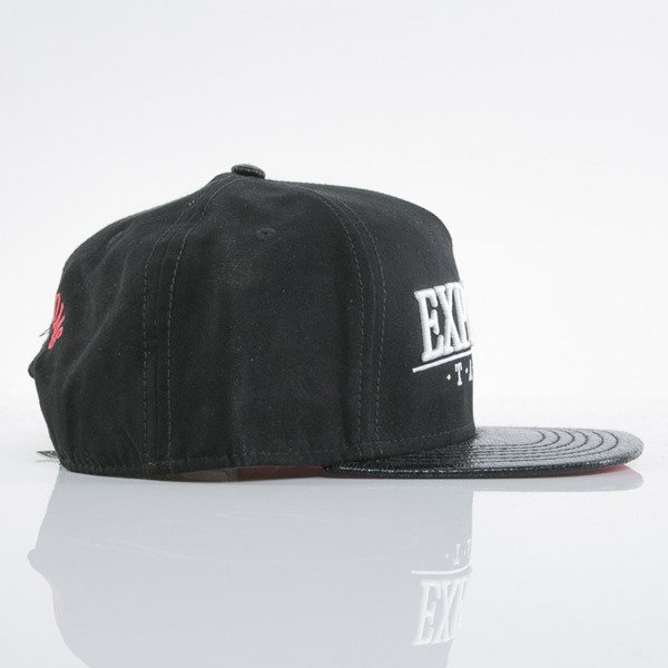 Cayler & Sons czapka snapback Expensive Taste black / red / white (WL-CAY-AW15-33-OS)