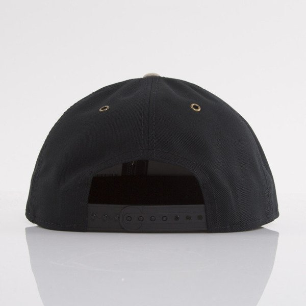 Cayler & Sons czapka snapback Garage black / gold (CL-CAY-AW15-03-02-OS)