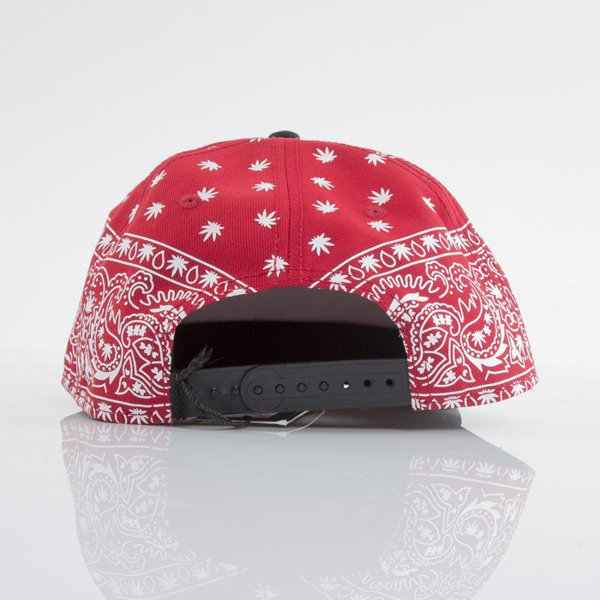 Cayler & Sons czapka snapback Hazely red / white / gold (GL-CAY-AW15-24-03-OS)