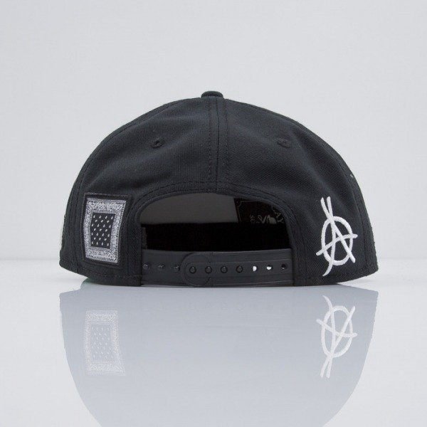 Cayler & Sons czapka snapback World Wide black / white (CAY-SS15-13-01)