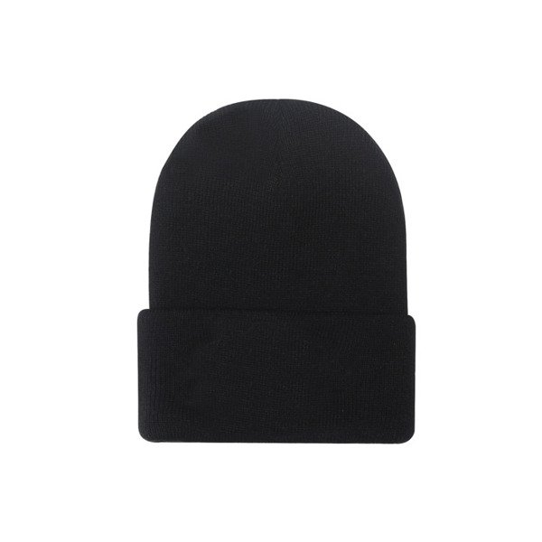 Cayler & Sons czapka zimowa BK Barber Old School Beanie black / gold CL-CAY-AW16-BN-02
