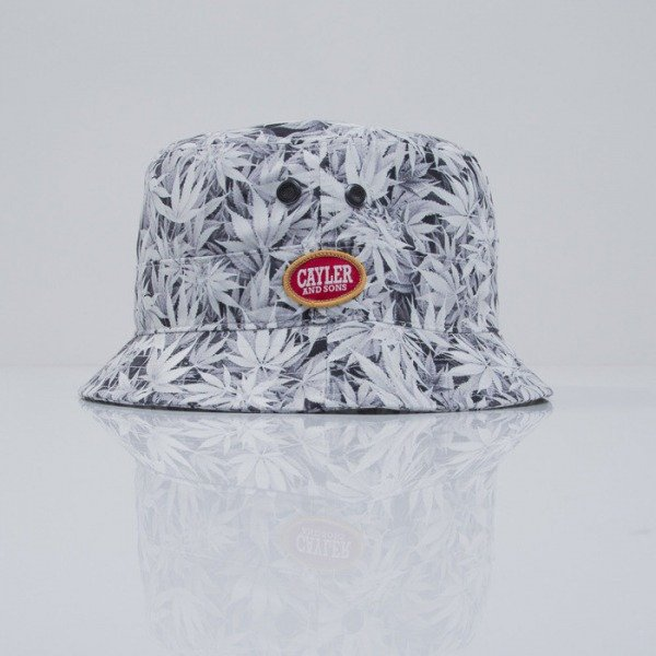 Cayler & Sons kapelusz bucket Blunted white kush (CAY-SS15-34-02)