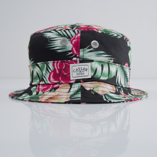 Cayler & Sons kapelusz bucket hat Awesome mc (CAY-SU15-04)