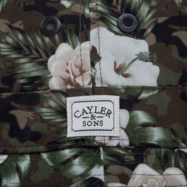 Cayler & Sons kapelusz bucket hat Brooklyn Soldier multicolor (WL-CAY-AW15-BH-04)