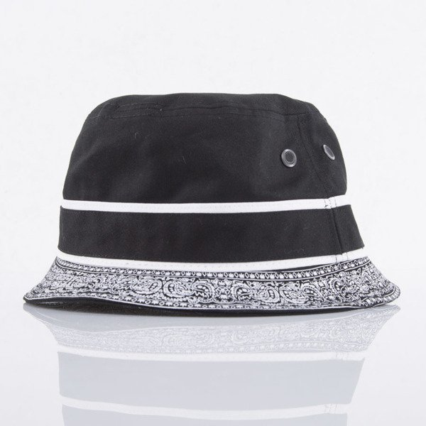 Cayler & Sons kapelusz bucket hat Hazely black / white (GL-CAY-AW15-BH-04)