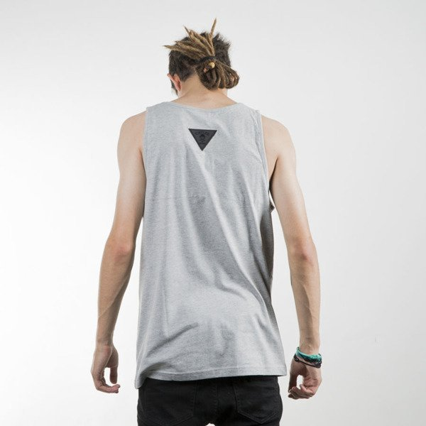 Cayler & Sons koszulka tank top Money To Blow grey heather / black / silver WL-CAY-SU16-AP-14