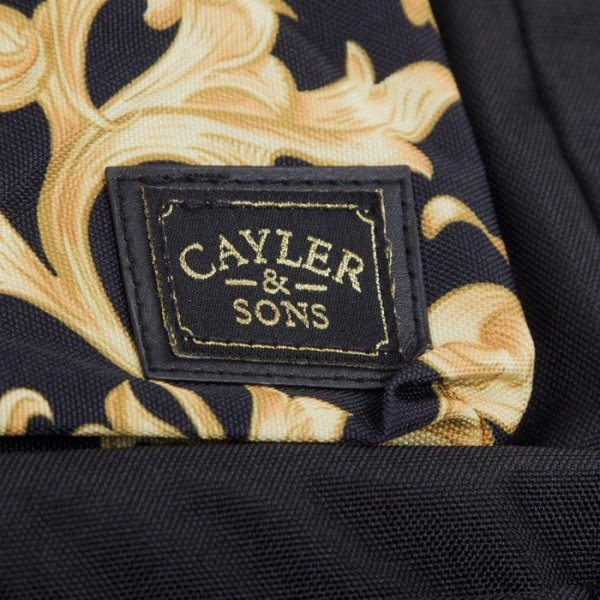 Cayler & Sons plecak Migos black/gold AW14-BP-02-05