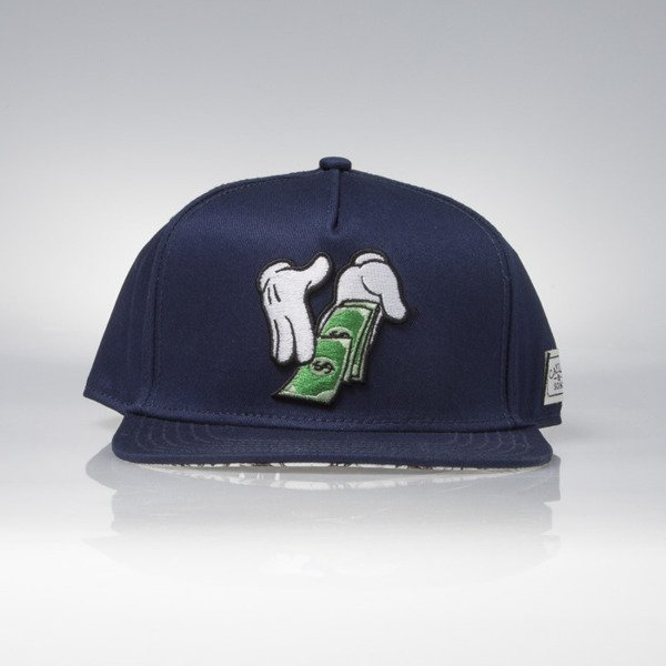 Cayler & Sons snapback czapka Make In Rain Classic navy / mc (CLASSIC-CAY-SU16-02)