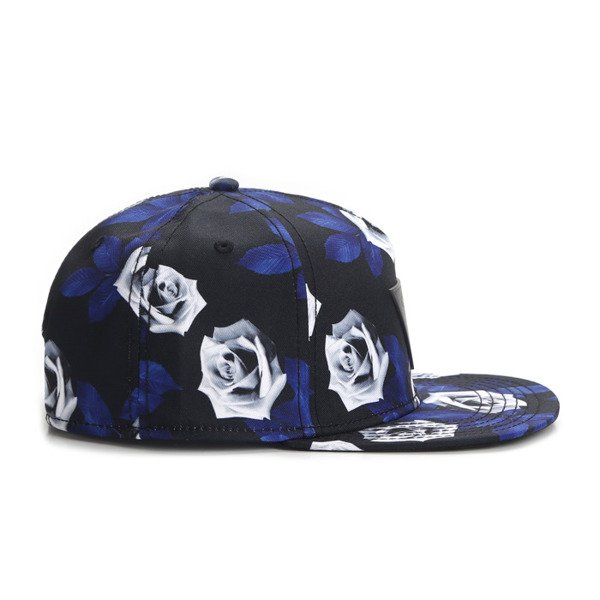 Cayler & Sons snapback czapka Rosed Up Cap navy / white / grey GLD-CAY-AW16-06