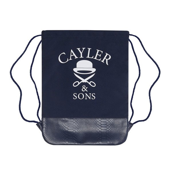 Cayler & Sons worek Get It Gymbag grey / navy / red WL-CAY-SU16-GB-01