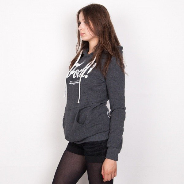 Chrum bluza hoody Foch! Dark Heather Grey